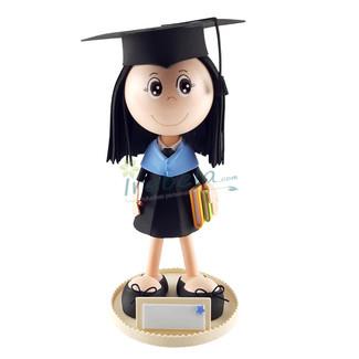 Fofucha graduación