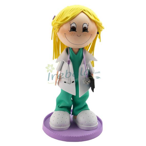 Fofucha Médico-doctora
