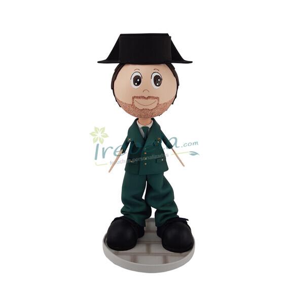 Fofucho Guardia Civil