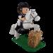 Fofucho Jinete con caballo