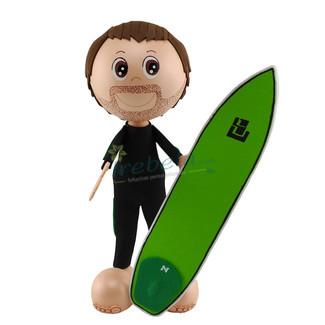 Fofucho surfista